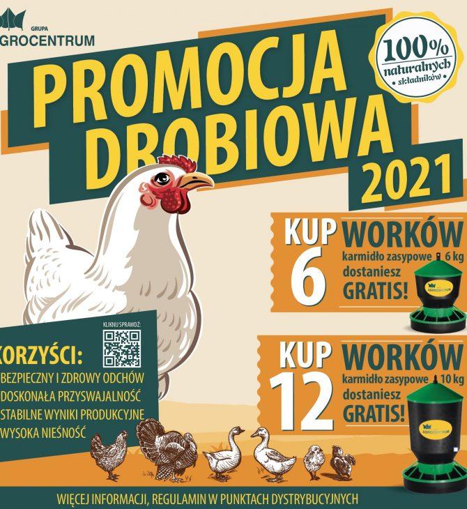 Promocja Drobiowa 2021 Agrocentrum